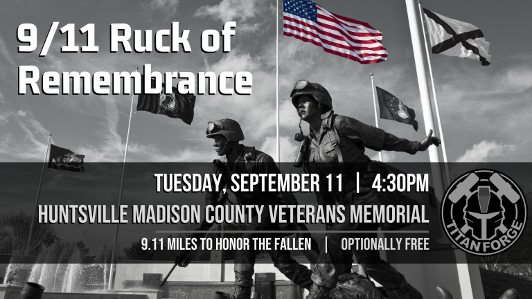 9-11 Ruck of Remembrance